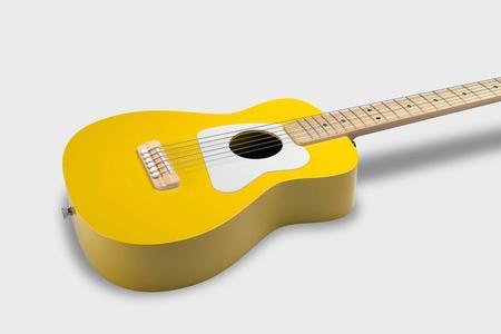Kids Loog Guitars Loog Pro VI Acoustic Guitar - Yellow