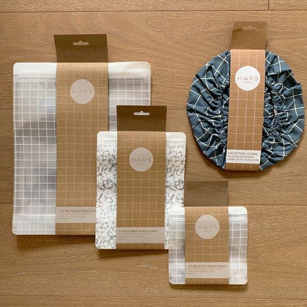Haps Nordic The Sustainable Kitchen Bundle