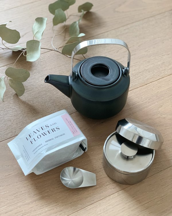 Leaves & Flowers The Tea Drinker Bundle Deluxe