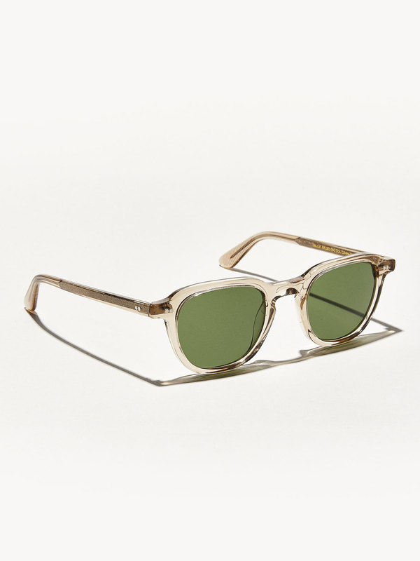 moscot Billik glasses - Cinnamon