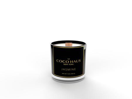 Lé Coco Haus Coconut oil candle