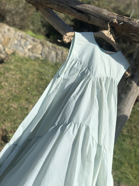 Bibliotheque Relax Fit Dress - Mint