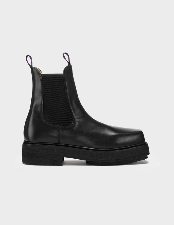 Eytys Ortega Leather Boot - Black