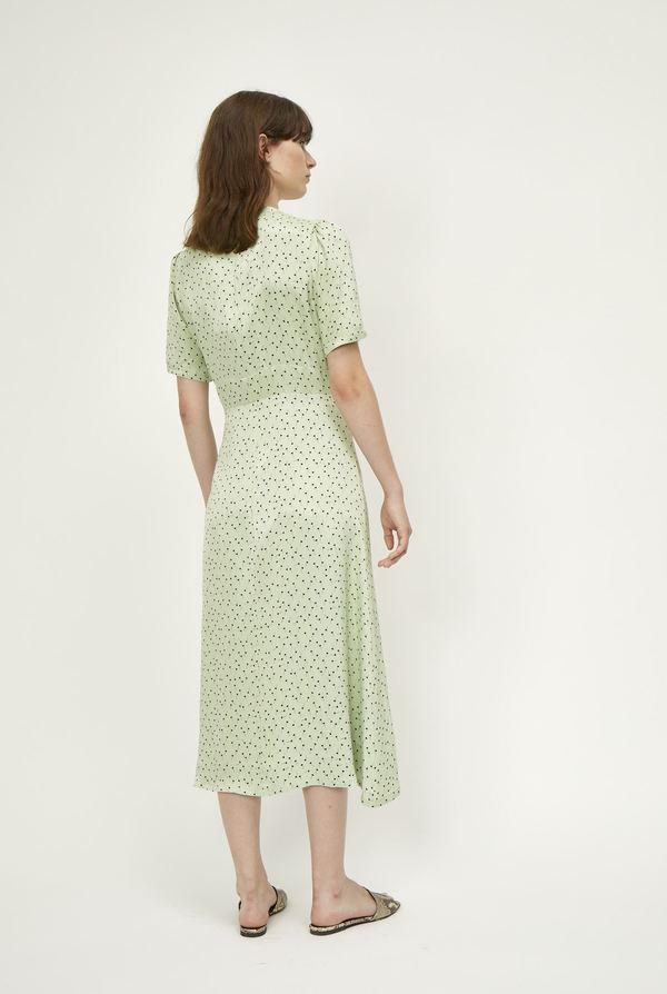 Just Female MARIELLE DRESS - seafoam green