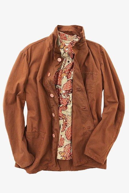 Vintage Chore Jacket - Rust