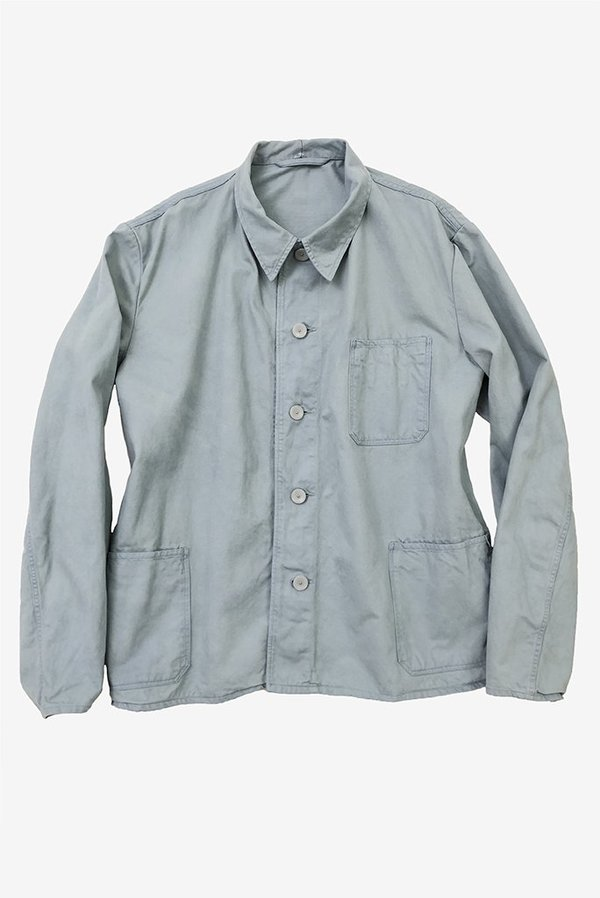 Vintage Chore Jacket - Sky