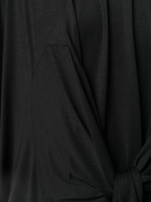 Henrik Vibskov No.4 OS Jersey Dress - Black