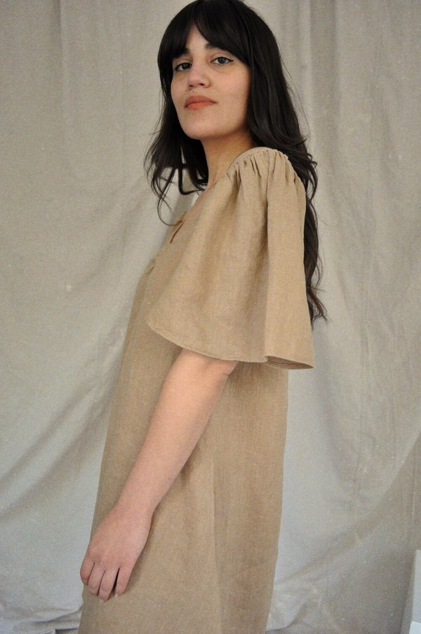 Sugar Candy Mountain Josie Dress - Barley