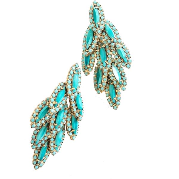 Elizabeth Cole Baccall Earrings