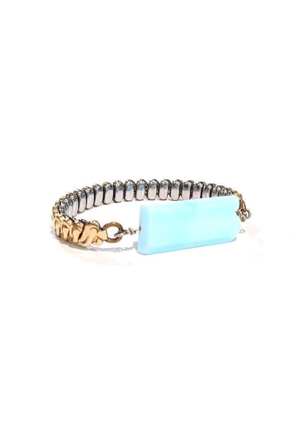 The Artemisian Watch Band Bracelet - Opal