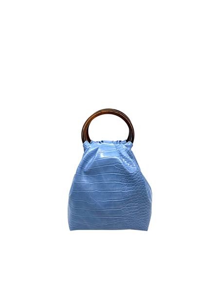 STUDIO 33 X.JLONDONOSTYLE BAG - POWDER BLUE