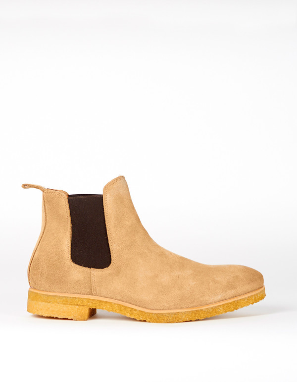 Shoe The Bear GORE - Classic ankle boots - sand