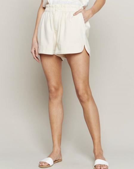 Thread + Supply Hang Loose Shorts - Ecru