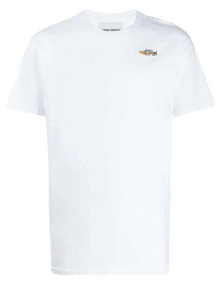 Henrik Vibskov Eat Me T Shirt - White