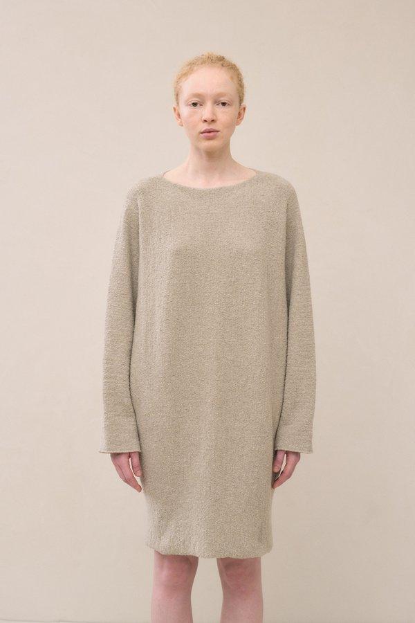 Lauren Manoogian Horizontal Trapezoid Dress