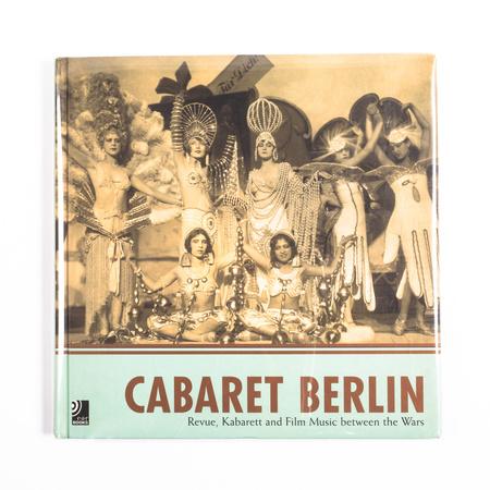 "Ear Books ""Cabaret Berlin"" by Marlene Dietrich book"