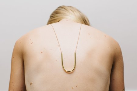 Body Double You Necklace