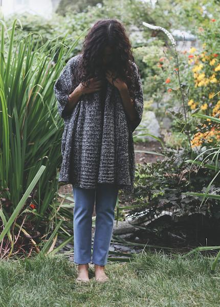 Line Knitwear - Agnes in Bedrock