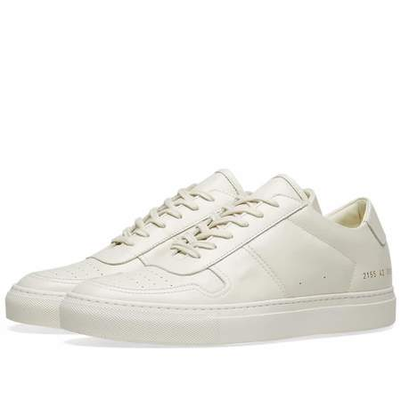 Common Projects Bball Low - Warm White