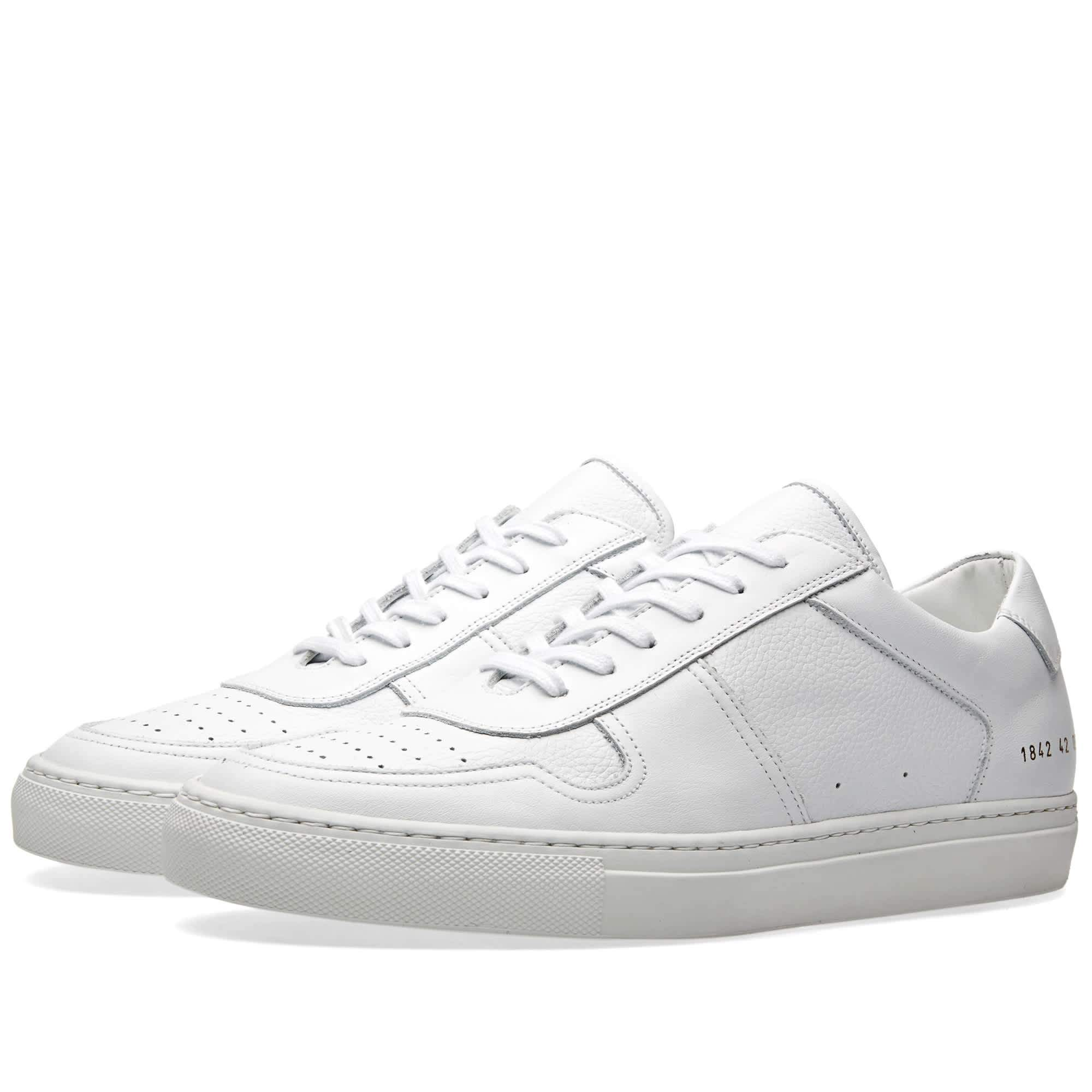 common projects basketball low