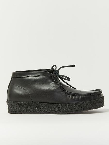 YUKETEN Yuks Type 2 Chukka Shoes - Black