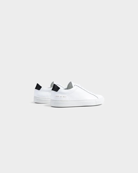 Common Projects Retro Low - White/Black