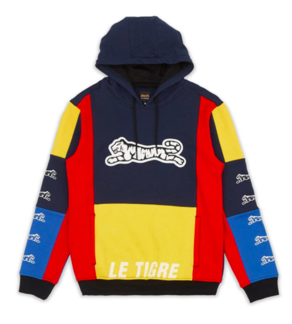 Le Tigre Booster Hoodie