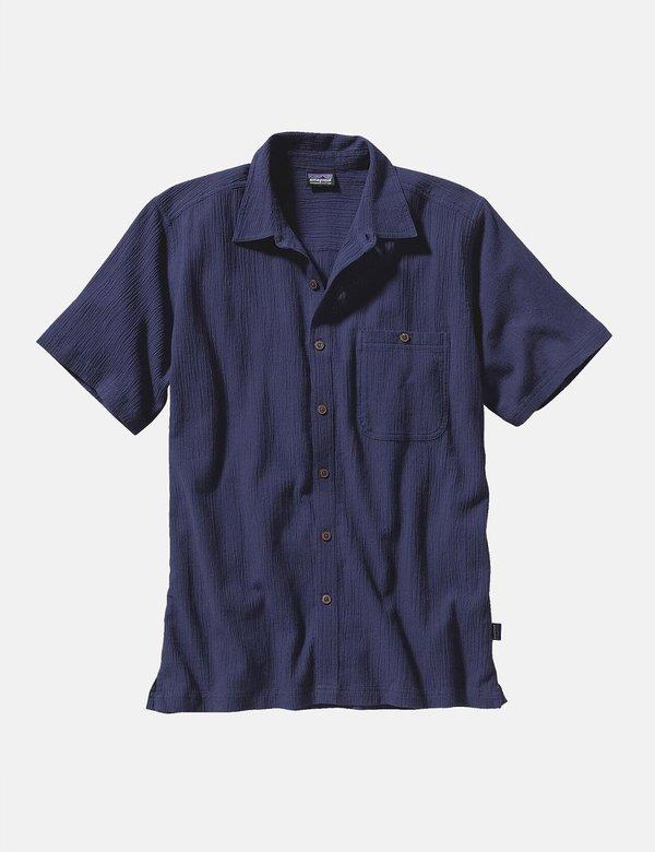 Patagonia A/C Buttondown Shirt - Classic Navy