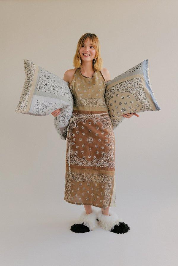 WOLF & GYPSY VINTAGE Daphne Bandana Dress