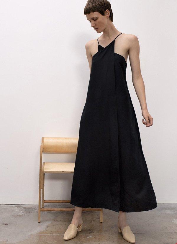 Shaina Mote Roma Dress - Onyx