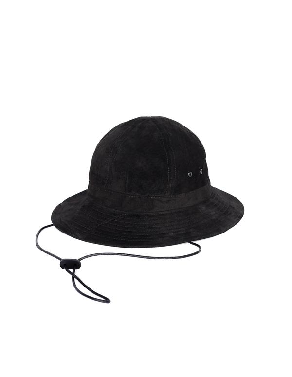 Hender Scheme Suede Field Hat - black