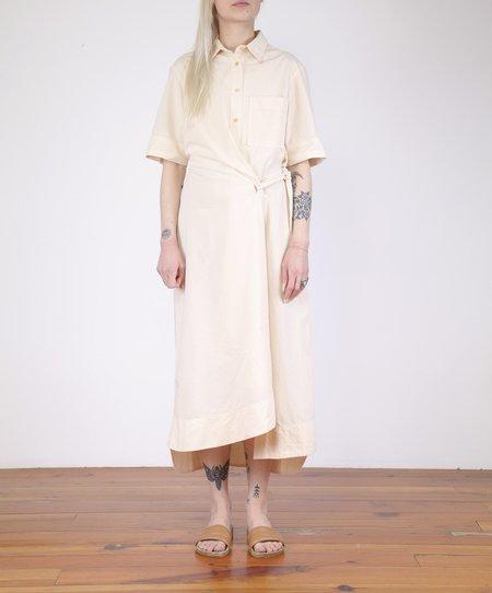 Henrik Vibskov Firm Dress - PALE