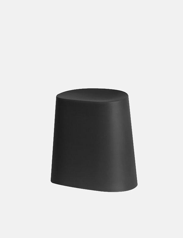 Leitmotiv Relish Stool (Stackable) - Black