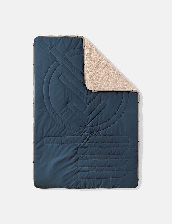 Voited Blankets Cloudtouch Pillow Blanket - Legion Blue