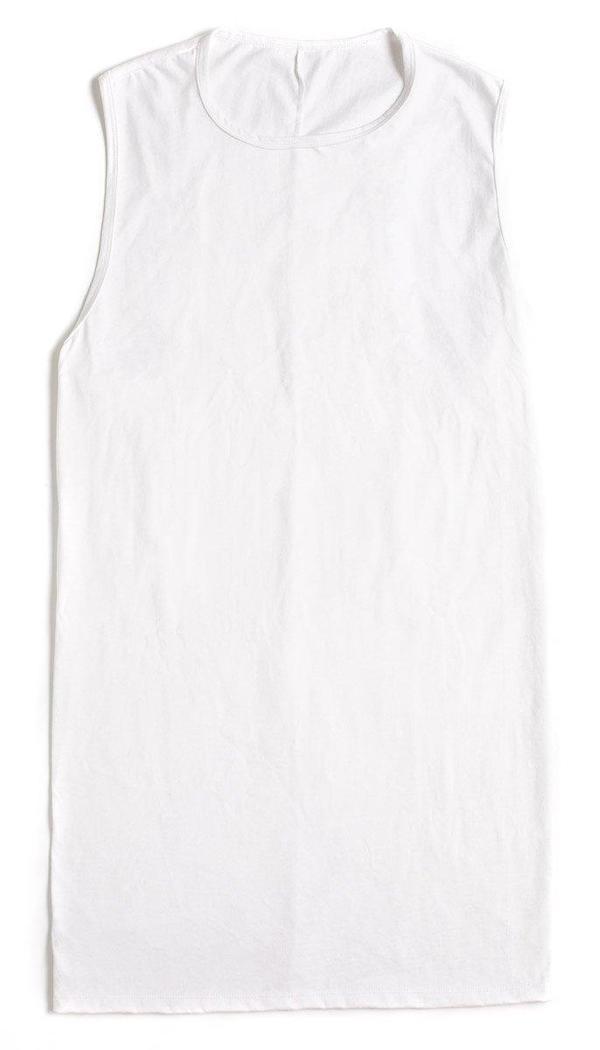 Toit Volant SANDRA TANK DRESS - White