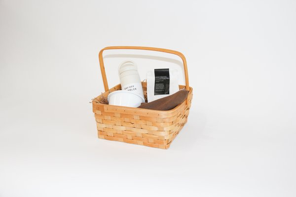 scout west county Mother's Day Basket  eco warrior