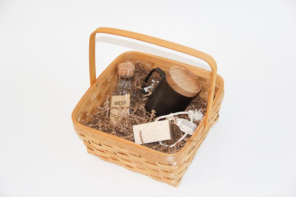 scout west county Mother's Day morning ritual basket