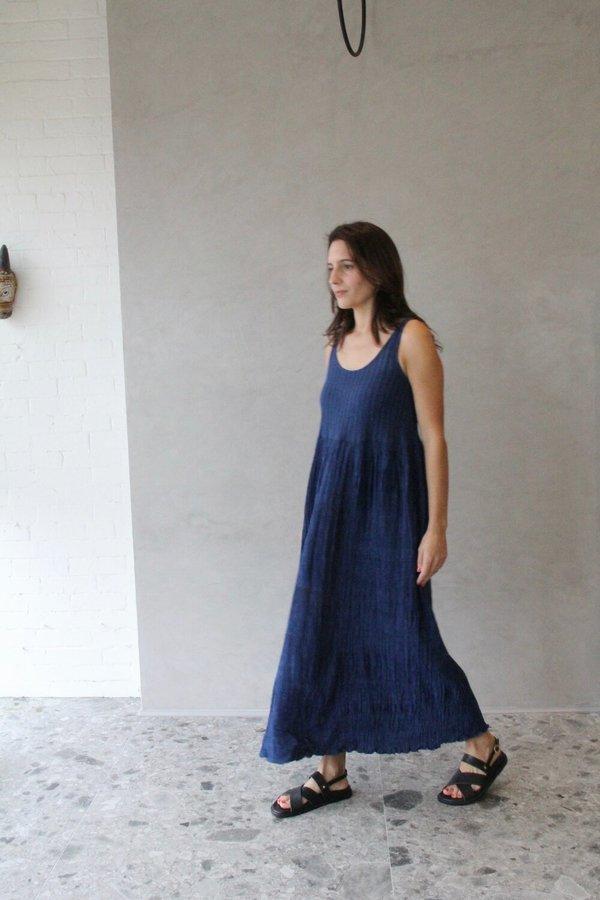 cotton silk Maku Hamal Dress with Top