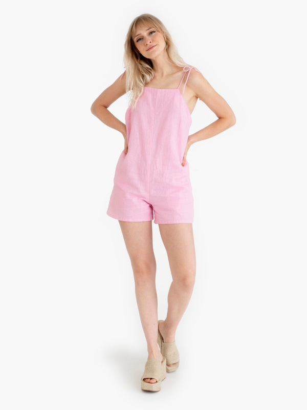 Tribe Alive Romper - Orchid