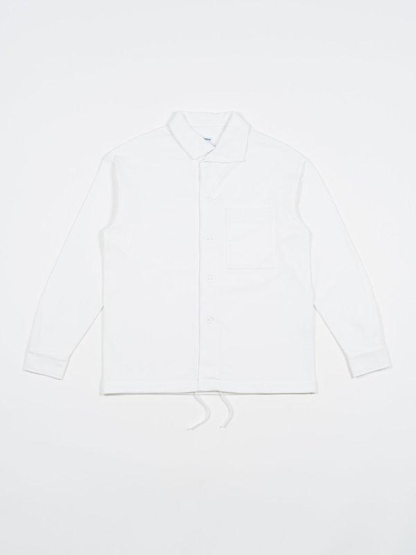 Arpenteur Corral Overshirt - White