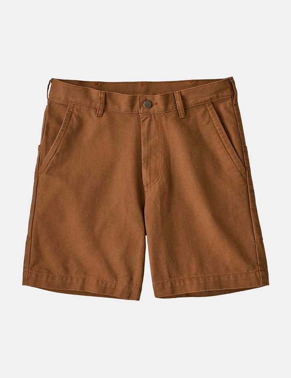 """Patagonia Stand Up Shorts (7"""") - Earthworm Brown"""