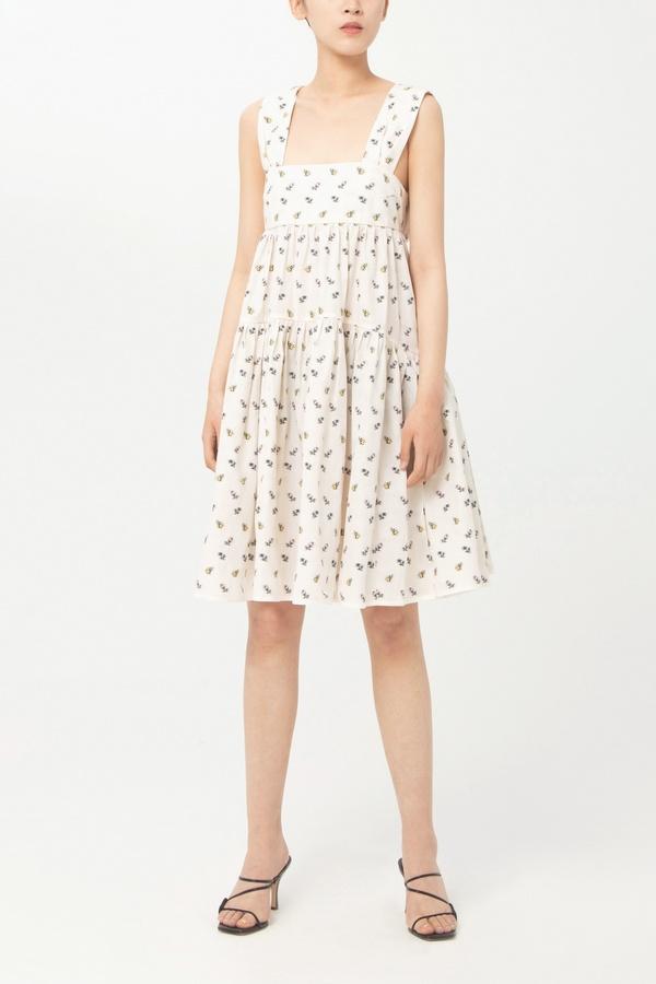 Cecilie Bahnsen FLOWER DRESS