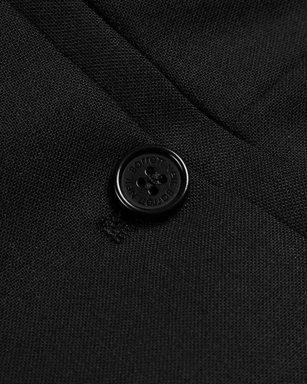 Neil Barrett Classic Woven Trousers - black/white