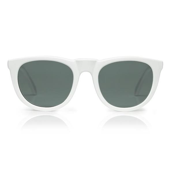kids Sons + Daughters Bobby Deux Sunglasses - White
