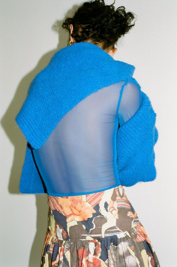 Wray Lulu Skirt - Collage