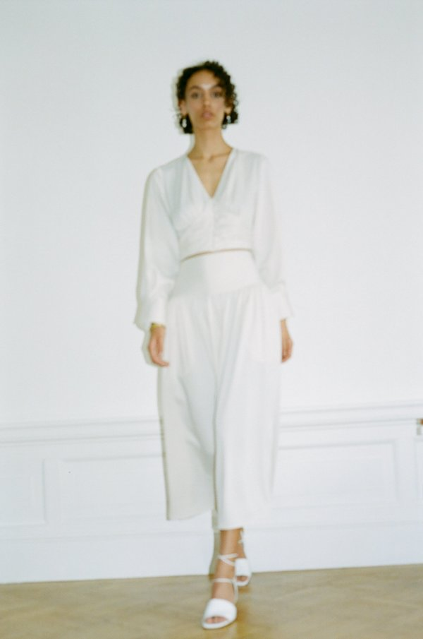 Wray Lulu Skirt - bone