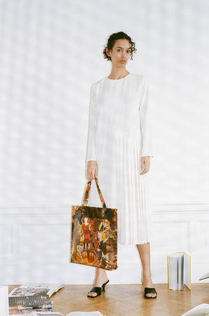 Wray Milly Dress - bone