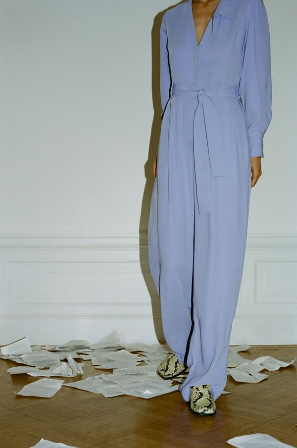 Wray Phoebe Jumpsuit - Lilac