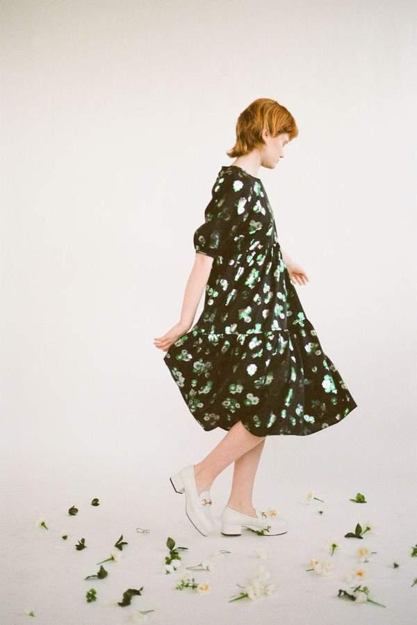 Wray Rosemary Dress