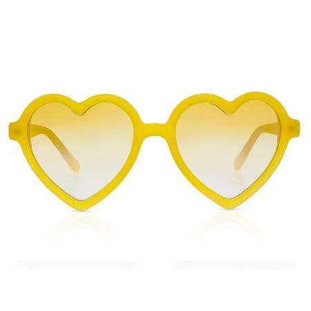 Sons + Daughters Child Lola Sunglasses - Yellow